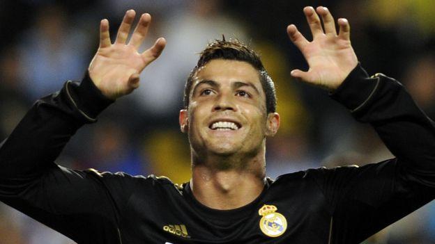 Cristiano Ronaldo cambia de equipo