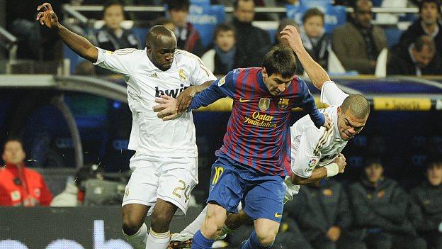 Barcelona quiere volver a lornear al Real Madrid 19038