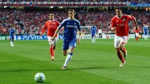 Resultado Chelsea VS Benfica cuartos champions