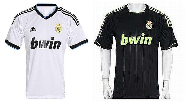 Nueva Camiseta Real Madrid 2011 12