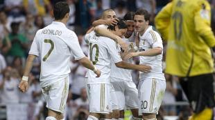 Video Goles R Madrid Mallorca [4 - 1] resultado 13 mayo