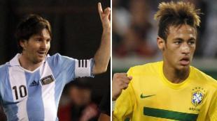 Brasil llegó el domingo a Nueva Jersey. Mientras que Argentino lo hizo el miércoles. (Reuters / AFP)