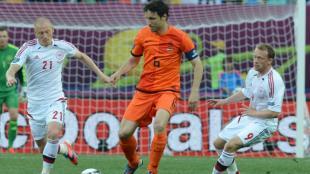 Video Goles Holanda Dinamarca [0 - 1] Eurocopa 9 Junio
