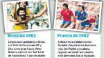 Reyes sin corona: La 'Naranja mecánica' revolucionó el fútbol pero no ganó un mundial - Noticias de tele santana