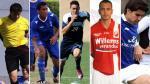REPORTAJE: conoce a las cinco joyas del fútbol peruano que se forman en el extranjero - Noticias de cesar chueca