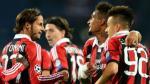 El AC Milan ganó de visita al Zenit con golazo de Stephan El Shaarawy - Noticias de tomas hubocan