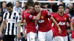 Manchester United goleó 3-0 al Newcastle - Noticias de steven caulker