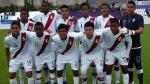(VIDEO) La selección peruana Sub 20 igualó 0-0 con Uruguay en un amistoso - Noticias de leonardo garcia polo