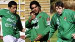 Conoce a las tres estrellas de la selección boliviana - Noticias de alejandro etcheverry