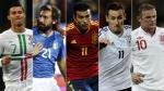 Estos son los resultados de los partidos en las Eliminatorias europeas - Noticias de ben basat