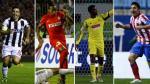 Europa League: así quedaron las tablas tras el fin de la tercera fecha - Noticias de vlad chiriches