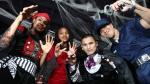 Campeones mundiales y mundialistas nacionales celebraron Halloween con Depor - Noticias de miguel sarria