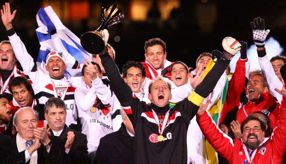 Campeones del Mundial de Clubes